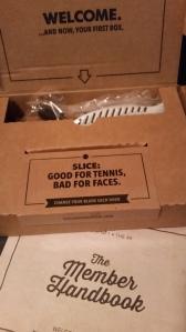 New Member Box