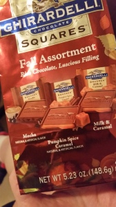Ghirardelli Squares Fall Assortment